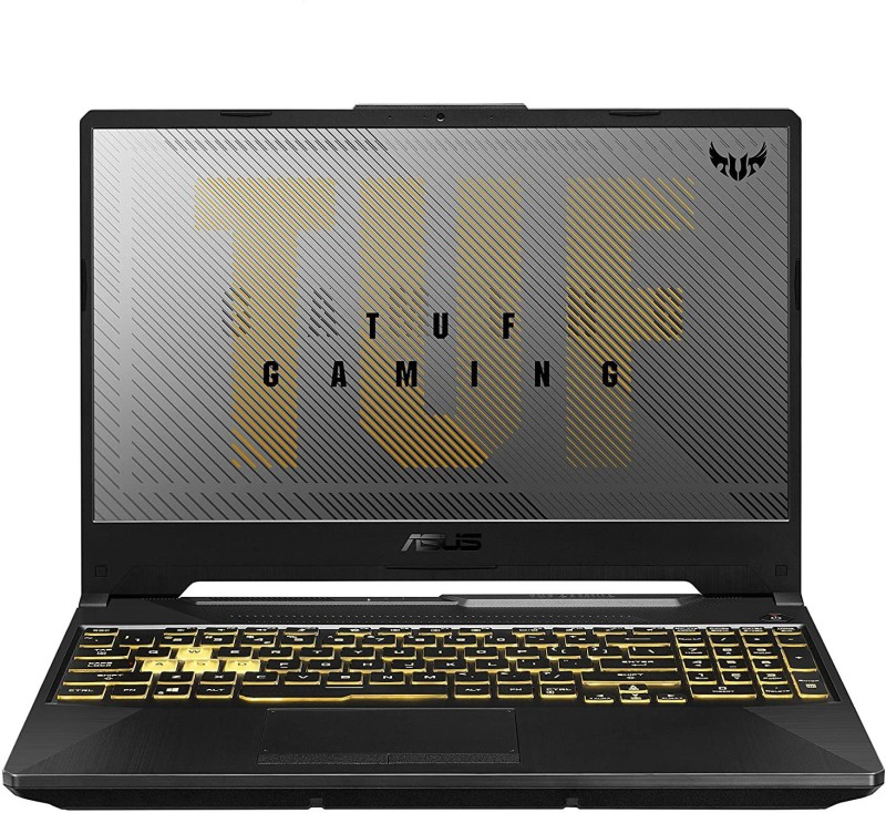 Asus TUF Gaming A15 Ryzen 7 Octa Core - (8 GB/1 TB HDD/512 GB SSD/Windows 10 Home/6 GB Graphics/NVIDIA Geforce GTX 1660 Ti) FA566IU-HN244T Gaming Laptop(15.6 inch, Fortress Grey, 2.30 kg)