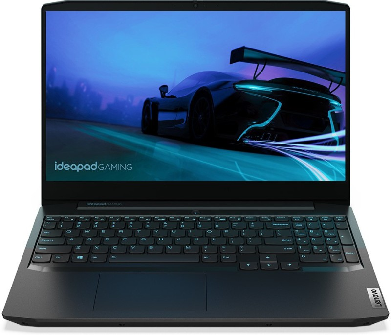 Lenovo IdeaPad Gaming 3i Core i7 10th Gen - (8 GB/1 TB HDD/256 GB SSD/Windows 10 Home/4 GB Graphics/NVIDIA Geforce GTX 1650/60 Hz) 15IMH05D Gaming Laptop(15.6 inch, Onyx Black, 2.2 kg)