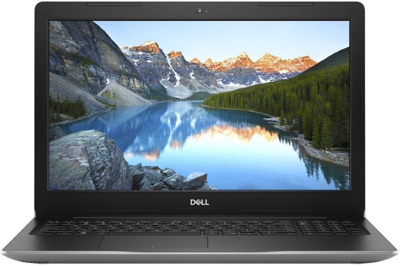 Dell Inspiron 3000 Ryzen 3 Dual Core - (4 GB/1 TB HDD/Windows 10 Home) 3585 Laptop(15.6 inch, Silver, 2.2 kg, With MS Office)