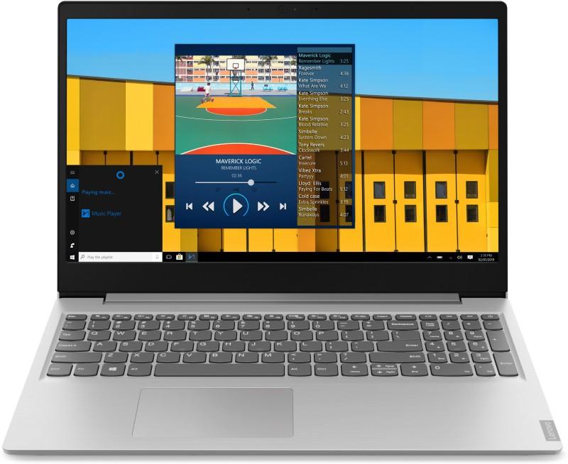 Lenovo Ideapad S145 Ryzen 3 Dual Core 3200U - (4 GB/1 TB HDD/Windows 10 Home) S145-15API Laptop(15.6 inch, Platinum Grey, 1.85 kg)