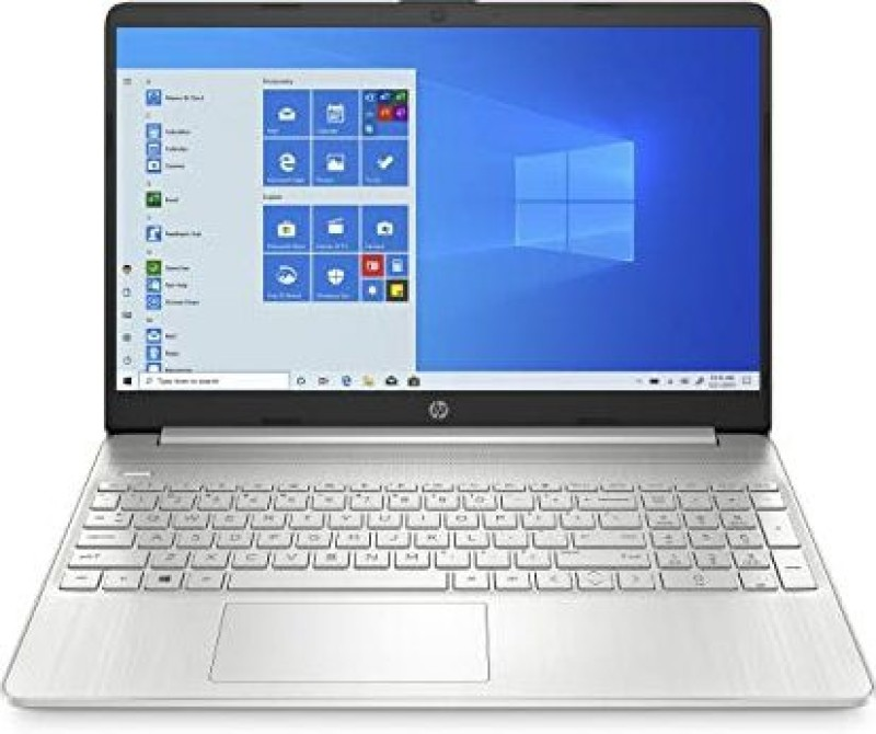 HP 15s Ryzen 7 Quad Core 3700U - (8 GB/512 GB SSD/Windows 10 Home) 15s-eq0132AU Thin and Light Laptop(15.6 inch, Natural Silver, 1.69 kg, With MS Office)
