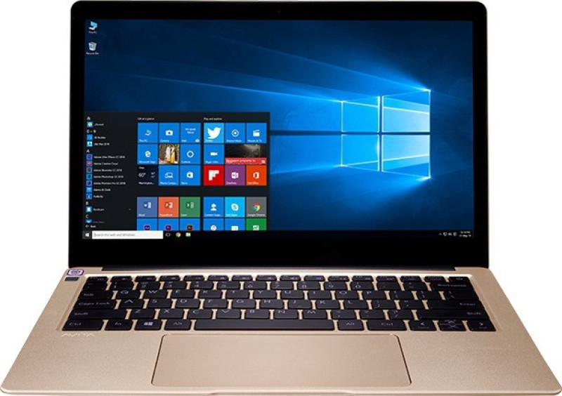 Avita Liber Core i5 8th Gen - (8 GB/256 GB SSD/Windows 10 Home) NS13A2IN199P Thin and Light Laptop(13.3 inch, Champagne Gold, 1.35 kg)