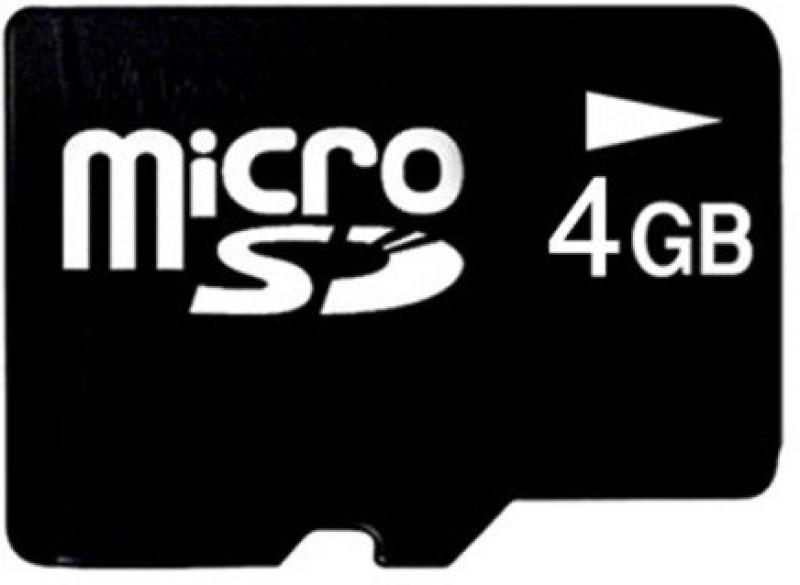 Souland ultra 4 GB MicroSD Card Class 4 91 MB/s Memory Card