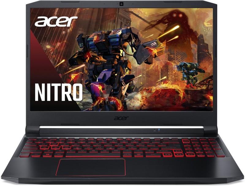 Acer Nitro 5 Core i5 10th Gen - (8 GB/1 TB HDD/256 GB SSD/Windows 10 Home/4 GB Graphics/NVIDIA Geforce GTX 1650) AN515-55 Gaming Laptop(15.6 inch, Black, 2.3 kg)