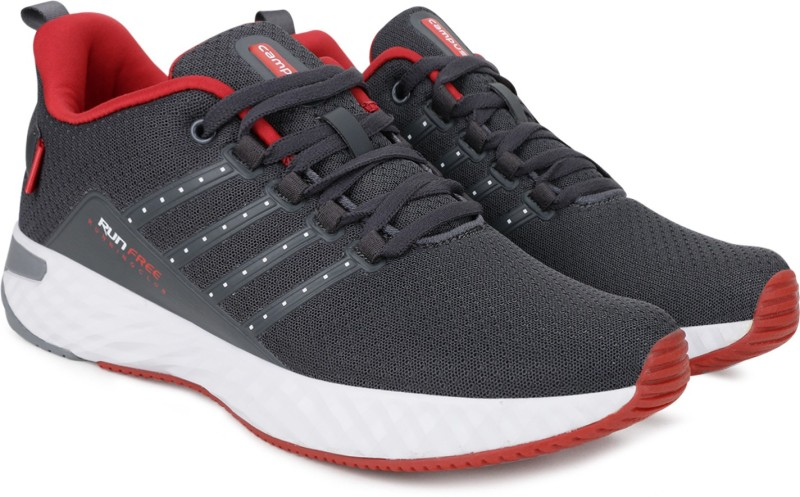 CAMPUS OSLO Running Shoes For Men(Grey)
