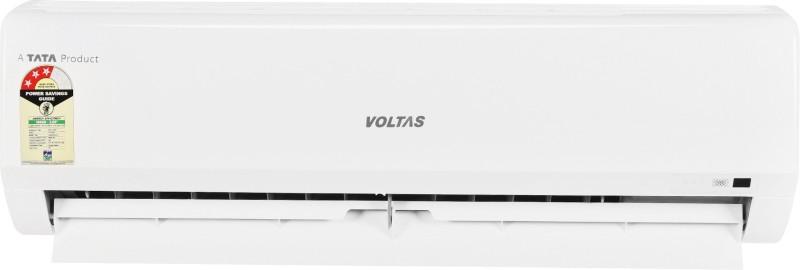 Voltas 1.2 Ton 3 Star Split AC - White(153CZD1_MPS, Aluminium Condenser)