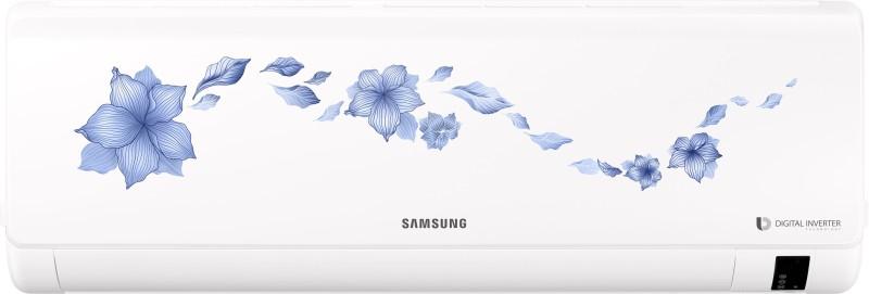 Samsung 1 Ton 3 Star Split Inverter AC - White(AR12NV3HLTR_MPS, Alloy Condenser)