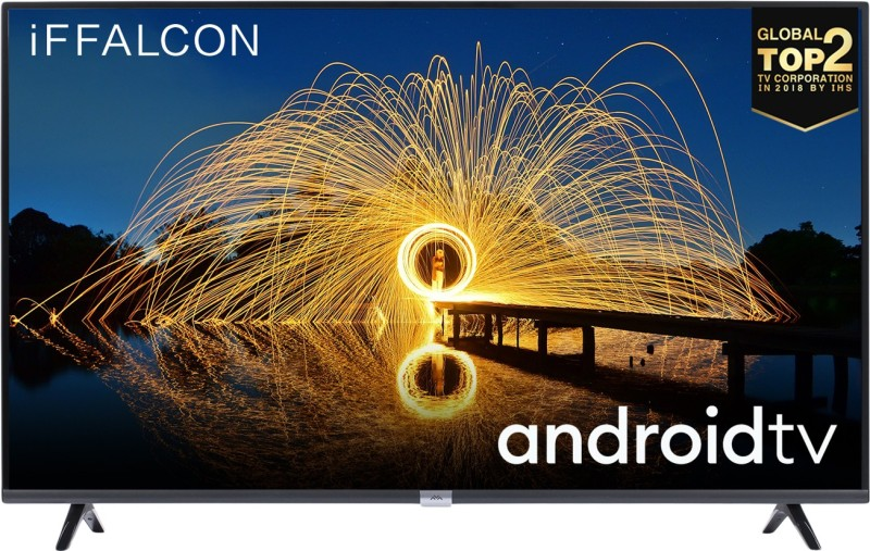 iFFALCON by TCL 107.86 CM (43 inch) Full HD LED Smart Android TV(43F2A)