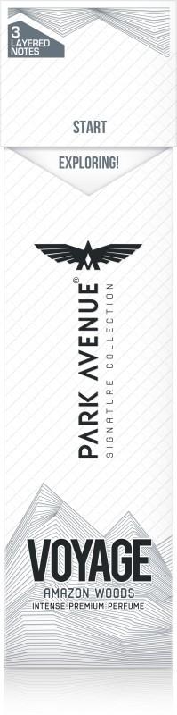 Park Avenue Voyage Amazon Woods Eau de Parfum - 120 ml(For Men)