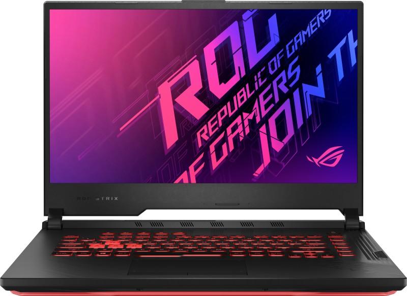 Asus ROG Strix G15 (2020) Core i7 10th Gen - (16 GB/512 GB SSD/Windows 10 Home/4 GB Graphics/NVIDIA Geforce GTX 1650 Ti) G512LI-HN057T Gaming Laptop(15.6 inch, Black Plastic, 2.30 kg)