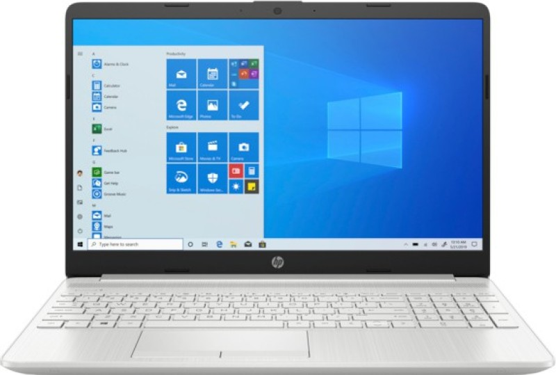 HP 15s Ryzen 3 Dual Core 3250U - (4 GB/1 TB HDD/Windows 10 Home) 15s-GR0007AU Thin and Light Laptop(15.6 inch, Natural Silver, 1.82 kg, With MS Office)