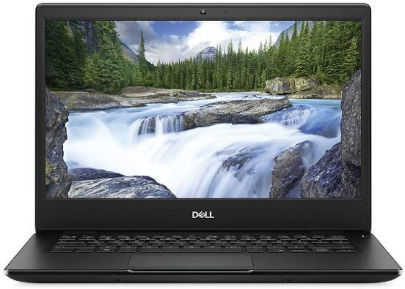 Dell Core i3 8th Gen - (4 GB/1 TB HDD/DOS) Latitude 3400 Business Laptop(14 inch, Black)