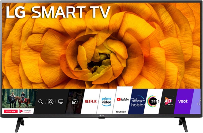 LG 108 cm (43 inch) Full HD LED Smart TV 2020 Edition(43LM5650PTA)