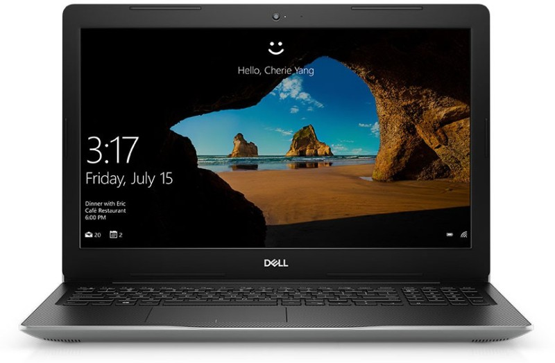 Dell Inspiron Core i5 10th Gen - (8 GB/512 GB SSD/Windows 10 Home) Inspiron 3593 Laptop(15.6 inch, Silver, 2.02 kg, With MS Office)