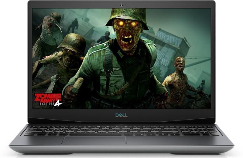Dell G5 15 SE Ryzen 5 Hexa Core 4600H - (8 GB/512 GB SSD/Windows 10 Home/6 GB Graphics/AMD Radeon RX 5600M/120 Hz) G5 5505 Gaming Laptop(15.6 inch, Silver, 2.5 kg)