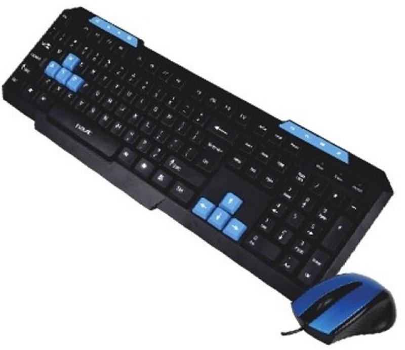 Punta P-KB535CM Wired USB Laptop Keyboard(Black)