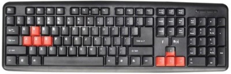Punta P-KB32 Wired USB Desktop Keyboard(Black) image
