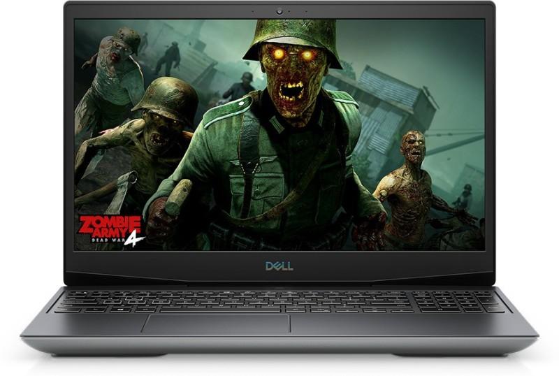 Dell G5 15 SE Ryzen 7 Octa Core 4800H - (16 GB/512 GB SSD/Windows 10 Home/6 GB Graphics/AMD Radeon RX 5600M/120 Hz) G5 5505 Gaming Laptop(15.6 inch, Silver, 2.5 kg)