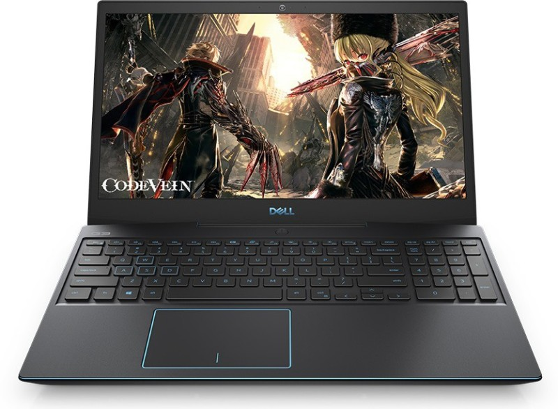 Dell G3 Core i7 10th Gen - (16 GB/1 TB HDD/256 GB SSD/Windows 10 Home/4 GB Graphics/NVIDIA Geforce GTX 1650/120 Hz) G3 3500 Gaming Laptop(15.6 inch, Black, 2.3 kg, With MS Office)