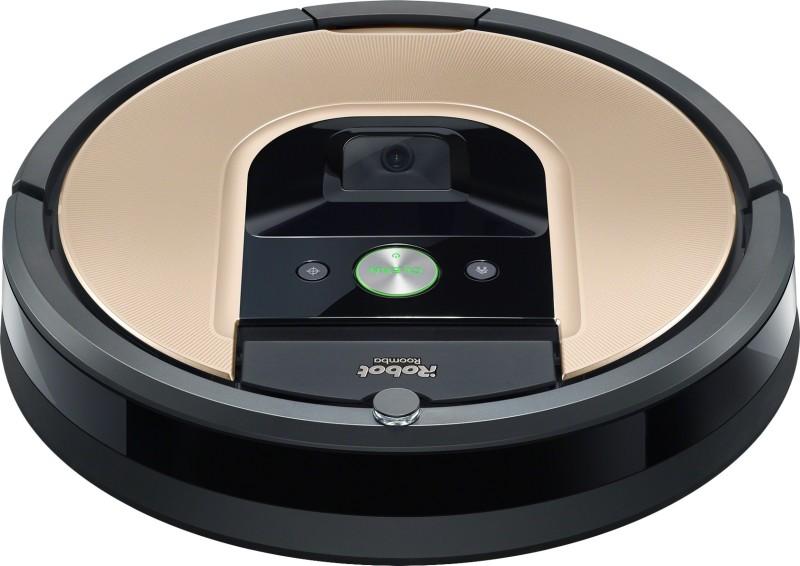 iRobot Braava Jet m6138 Robotic Floor Cleaner (WiFi Connectivity, Google Assistant and Alexa)(White)