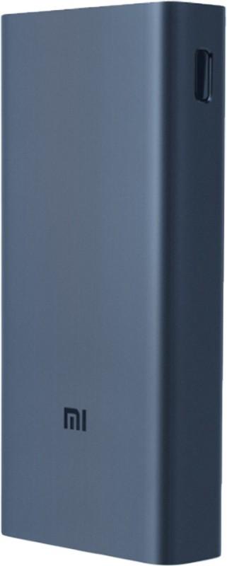 Mi 3i 20000 mAh Power Bank (Fast Charging, 18W)(Black, Lithium Polymer)
