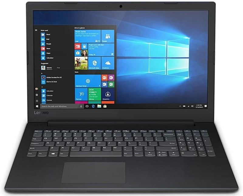 Lenovo APU Dual Core A6 A6-9225 - (4 GB/500 GB HDD/Windows 10 Home) V145 Laptop(15.6 inch, Black, 2.1 kg)