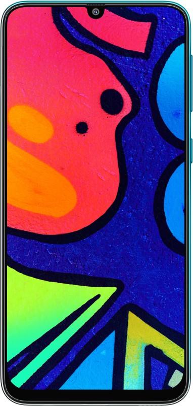 Samsung Galaxy F41 (Fusion Green, 128 GB)(6 GB RAM)