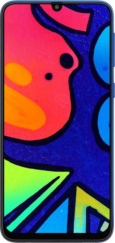 SAMSUNG Galaxy F41 (Fusion Blue, 128 GB)(6 GB RAM)