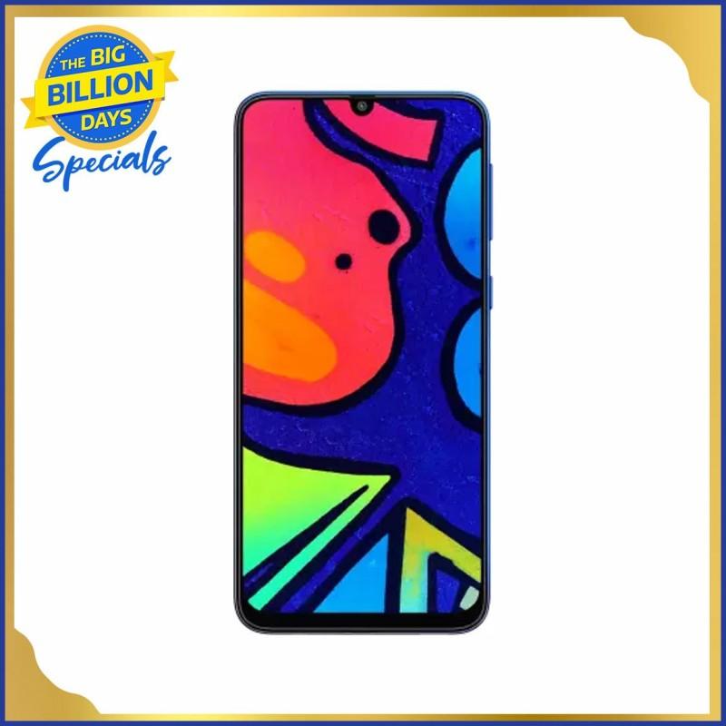Samsung Galaxy F41 (Fusion Blue, 64 GB)(6 GB RAM)
