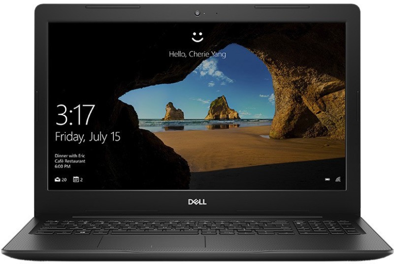 Dell Inspiron Core i3 10th Gen - (4 GB/1 TB HDD/Windows 10 Home) Inspiron 3593 Laptop(15.6 inch, Black, 2.02 kg, With MS Office)