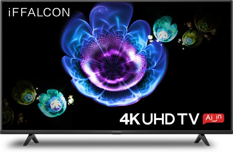 iFFALCON by TCL 108 cm (43 inch) Ultra HD (4K) LED Smart Android TV(43K61)