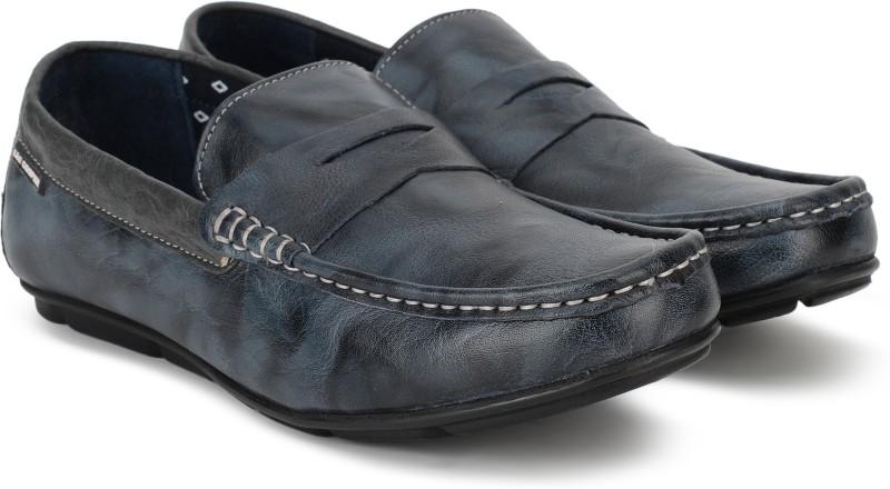 LEE COOPER Loafers For Men(Blue)