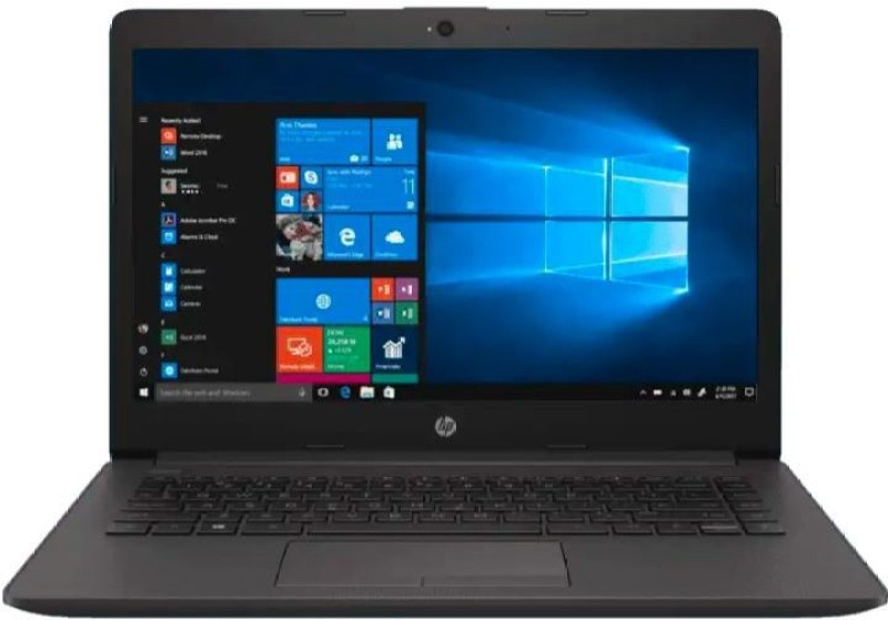 HP Ryzen 3 Quad Core 3300U - (4 GB/1 TB HDD/Windows 10 Home) G7 245 Thin and Light Laptop(14 inch, Black, 1.52 kg)