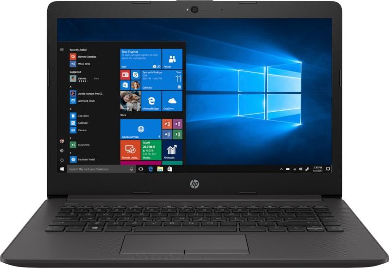 HP Ryzen 5 Quad Core NA - (8 GB/1 TB HDD/Windows 10 Home) 245 G7 Thin and Light Laptop(14 inch, Black, 1.52 kg)