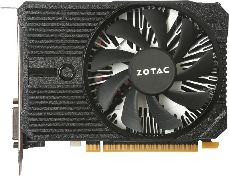 ZOTAC NVIDIA GTX 1050Ti Mini 4 GB DDR5 Graphics Card