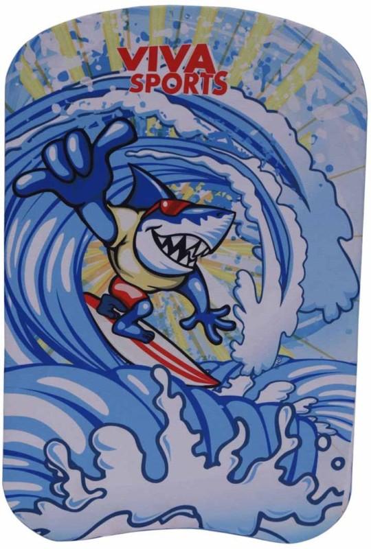 Viva Sports KB-70 Kickboard(Blue)