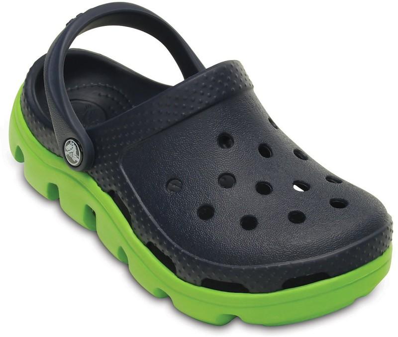 Crocs Boys Slip-on Clogs(Blue)
