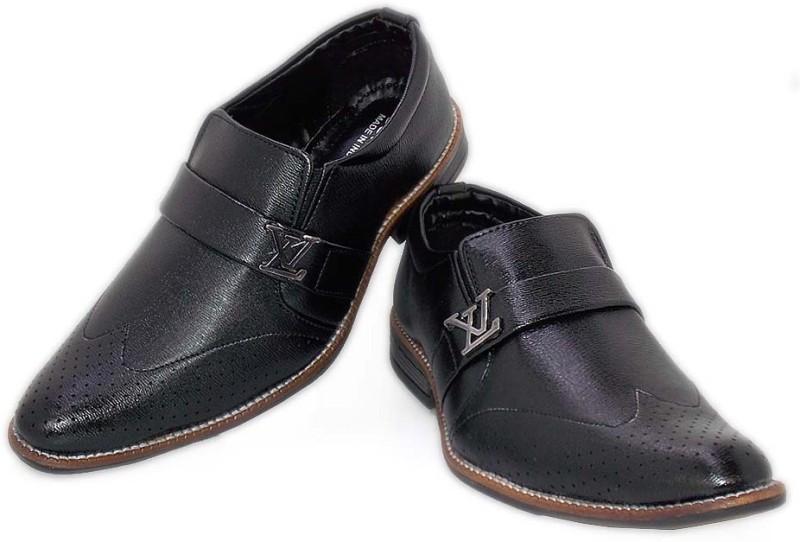 Mast & Harbour Men's Sneakers(10, Grey)  image