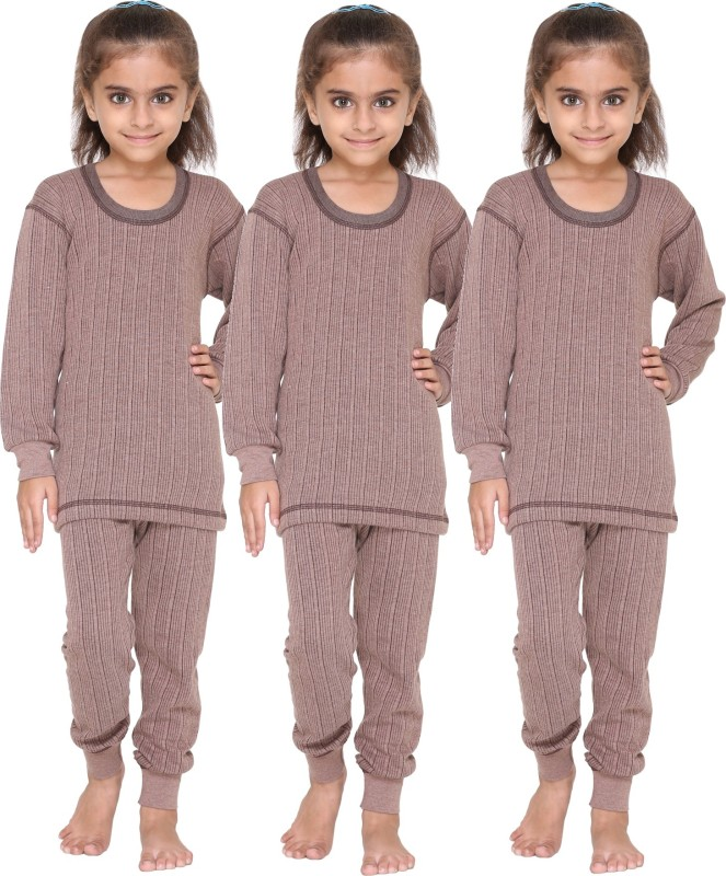 Vimal Top - Pyjama Set For Girls(Multicolor, Pack of 6)