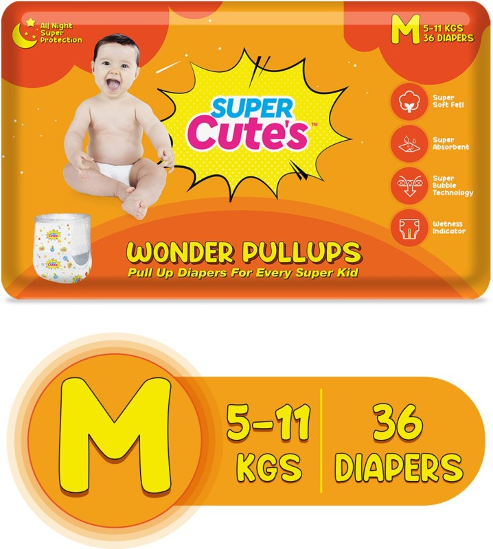 Upto 30% Off - Diapers