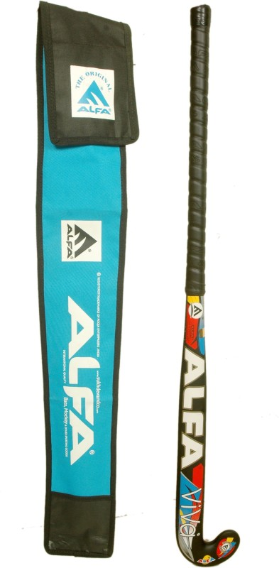 ALFA Viva Hockey Stick - 37 inch(Multicolor)