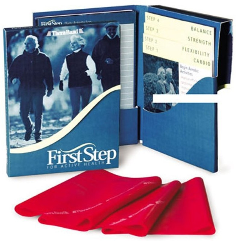 Thera-Band First Step to Active Health Gym & Fitness Kit