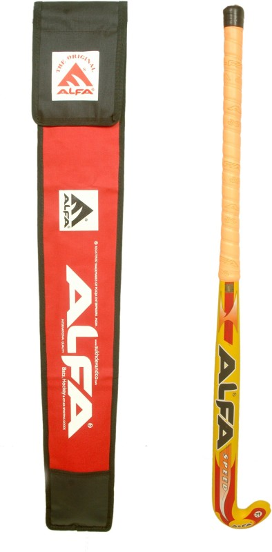 ALFA Speed Hockey Stick - 37 inch(Multicolor)