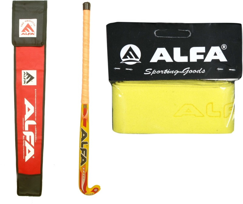 ALFA ALFA Hockey Speed With Cover & Grip Hockey Kit