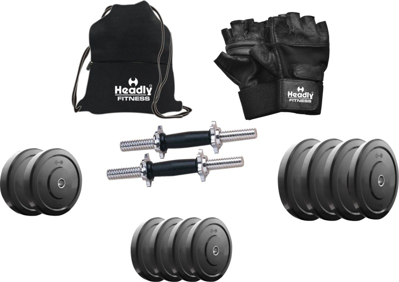 Headly 25 kg DMCombo 3 Home Home Gym Kit