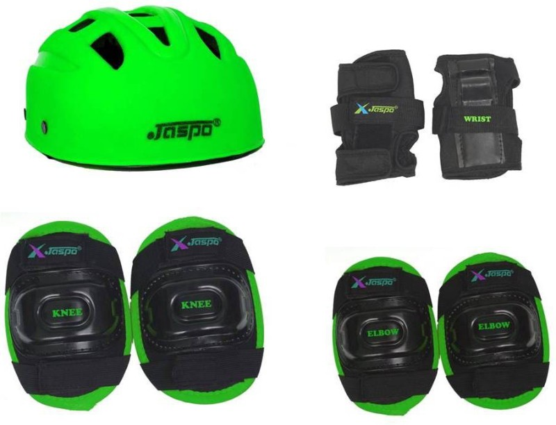 Jaspo SX 4 protective set green Skating Kit