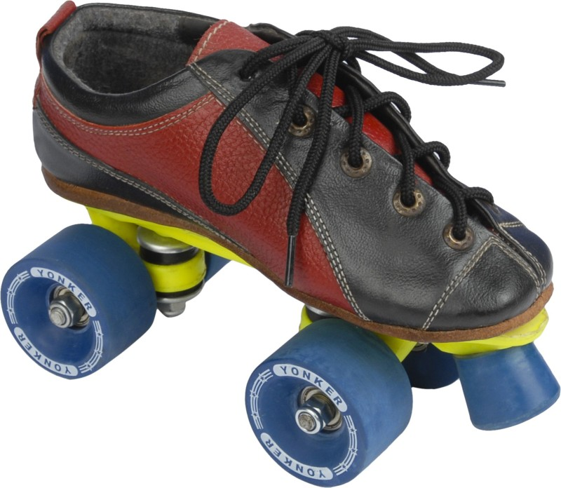 Yonker Shoe Skates No.6+Bag) Skating Kit
