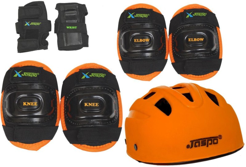 Jaspo SX 4 Protective set orange Skating Kit