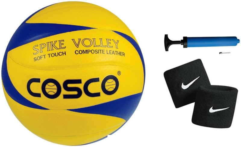 Cosco Spike Volleyball Combo Volleyball Kit
