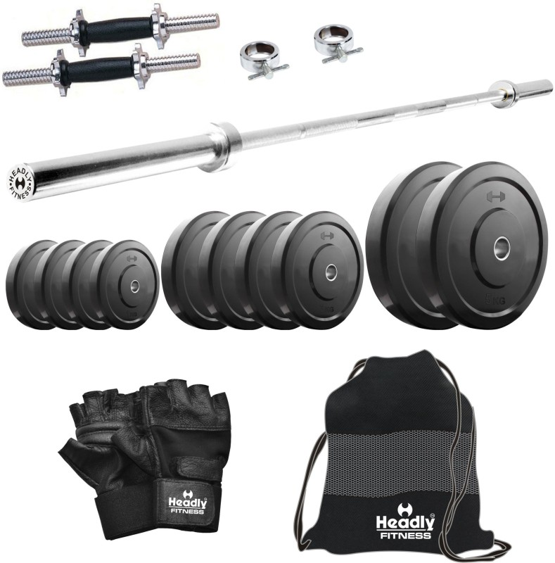Headly 18 kg Combo 10 Home Home Gym Kit